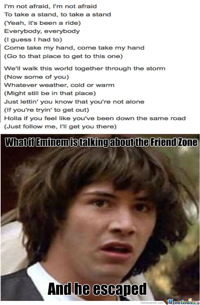 Friend-Zone Escape