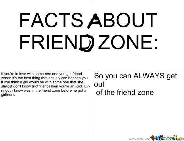 or Fact Zone Fiction? - Friend