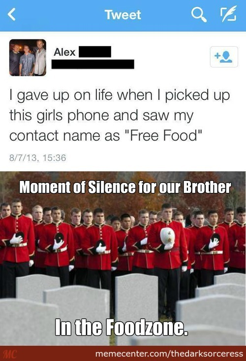 Friend Zone  How About Foodzone!