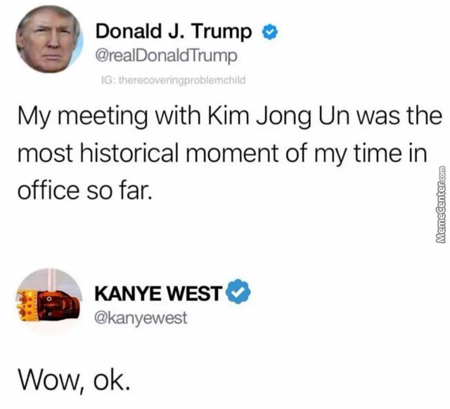 Friendship Ended With Kanye Now Kim Is My New Best Friend By