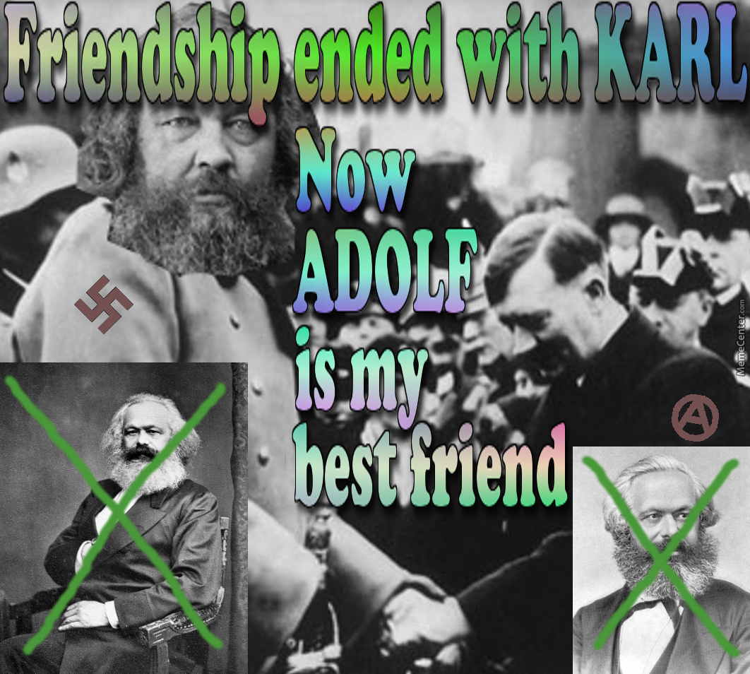 Friendship Ended With Meme - Russell Whitaker