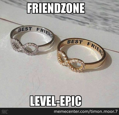 Friendzone Level: Epic