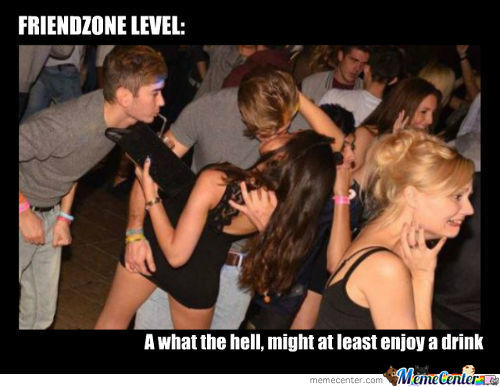 Friendzone Lv.: Salvage What You Can
