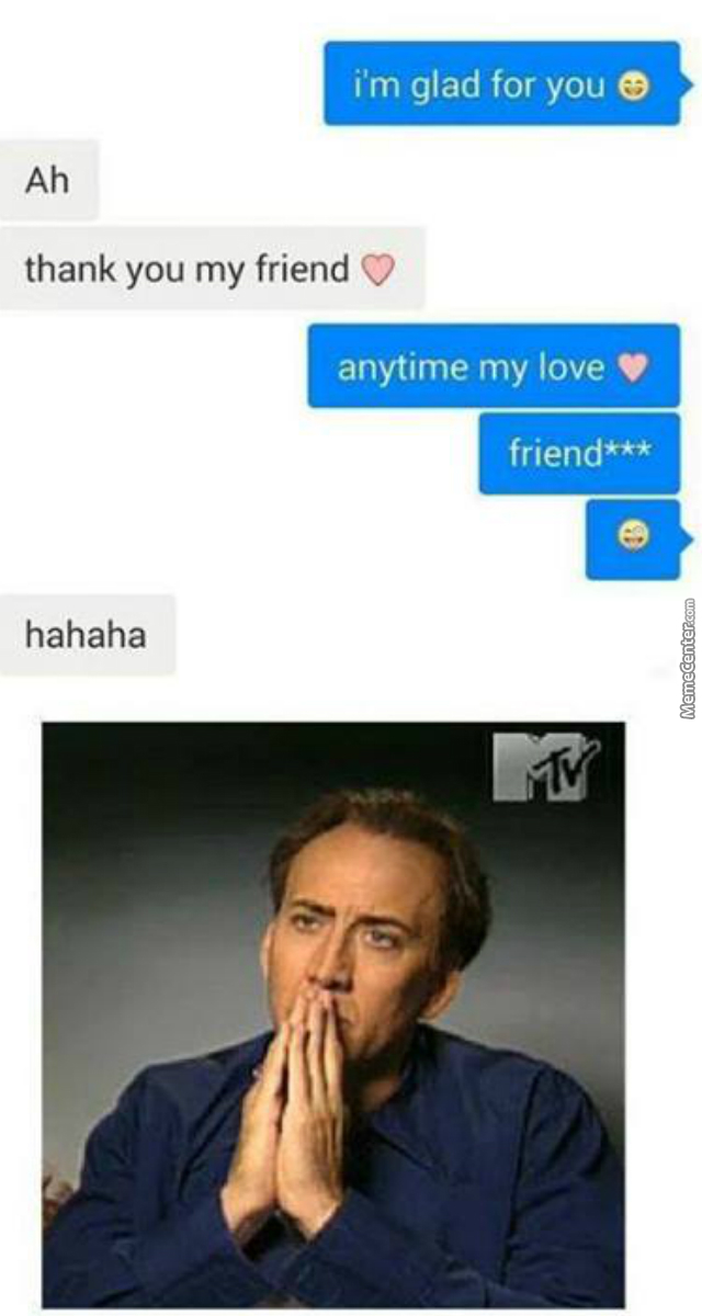 Friendzone Spotted!!