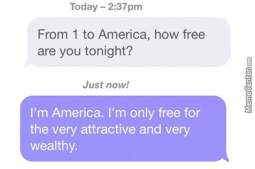 From 1 To America