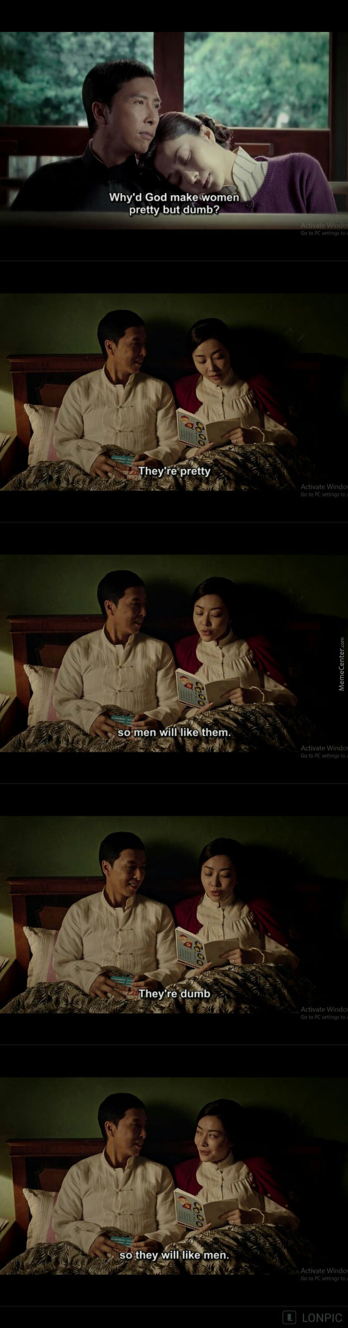 From Ip Man 3