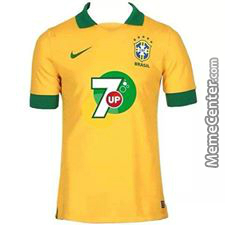 From Now On This Should Be Brazil's Outfit