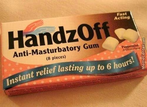 From Now On This Will Be My November Gum...
