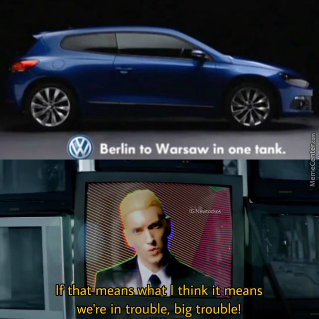 From Volkswagen As Well, Yikes