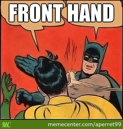 Front Hand