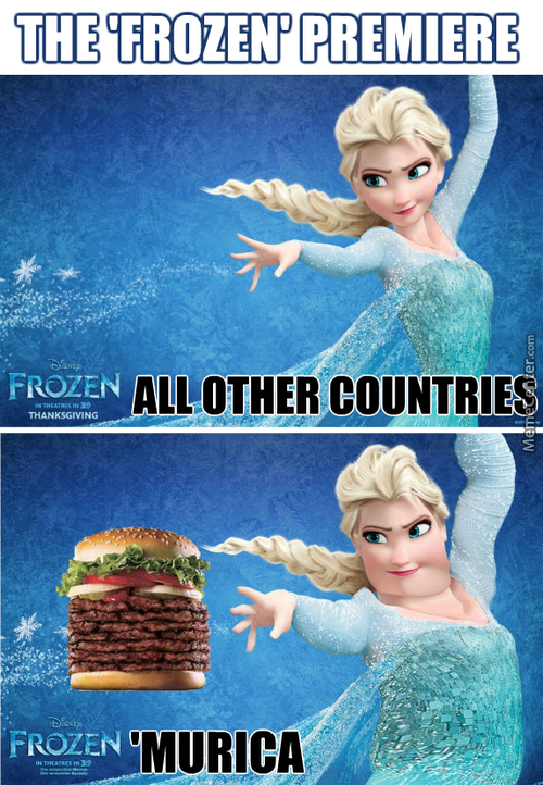 Frozen Food.