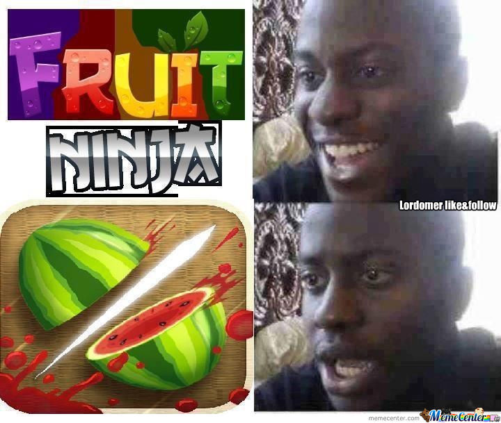 Fruit Nigga