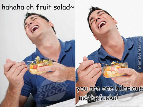 Fruit Salad Jew So Funny ~