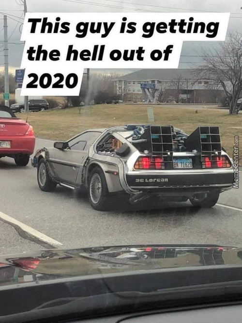 Fuck The Future...back To The Past!!