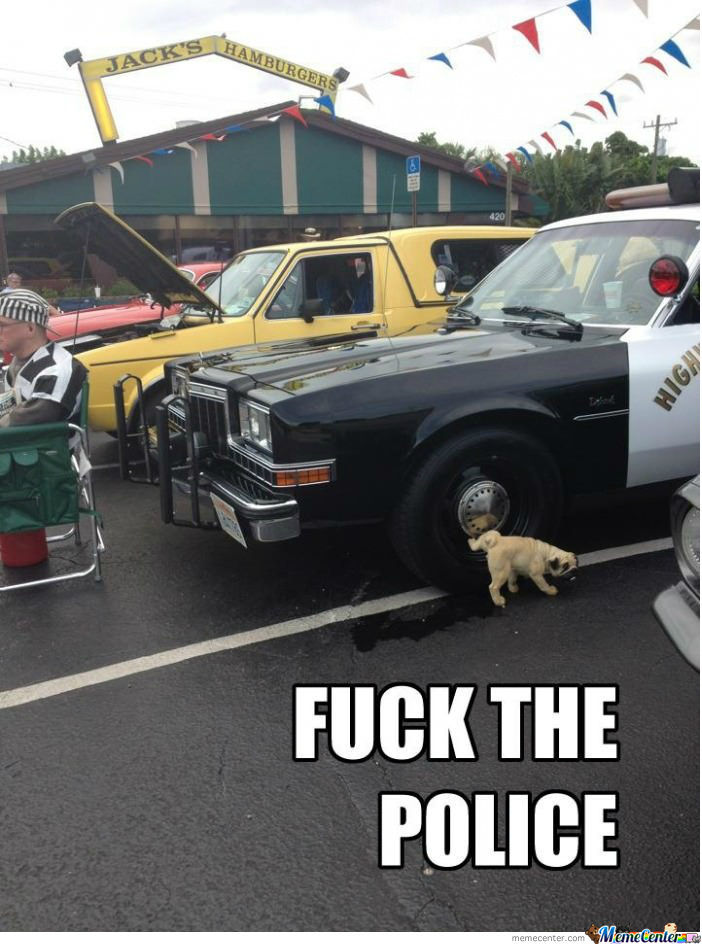 Fuck The Police..