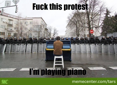 Fuck This Protest