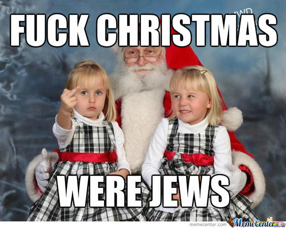 Who the fuck is santa picture