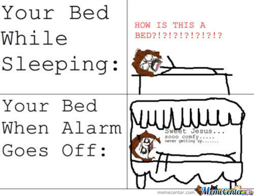 F/ck You, Bed!