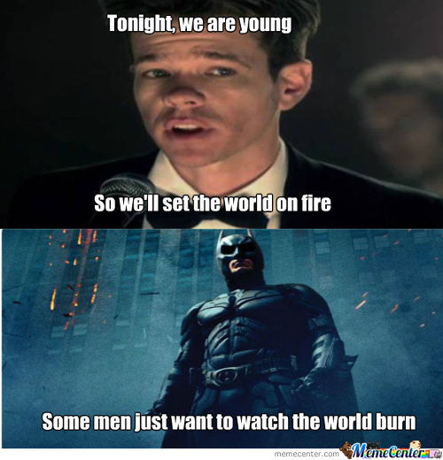 Fun Batman Disapproves