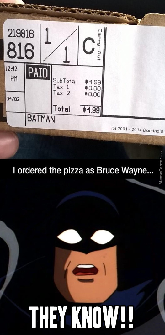 Fun Fact: Batman And Bruce Wayne Have The Same Age