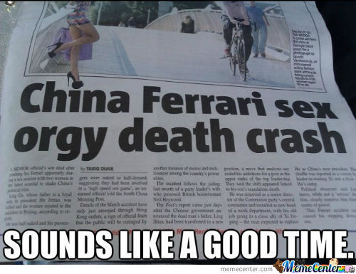 Funniest Newspaper Heading Ever