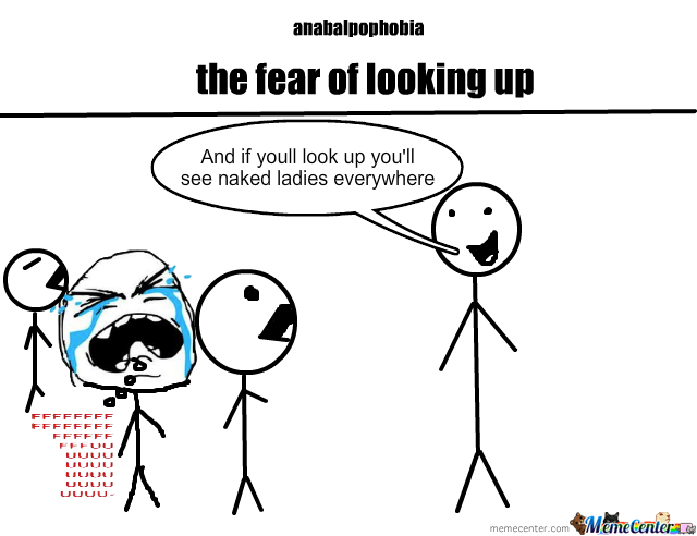 Funniest Phobia Ever