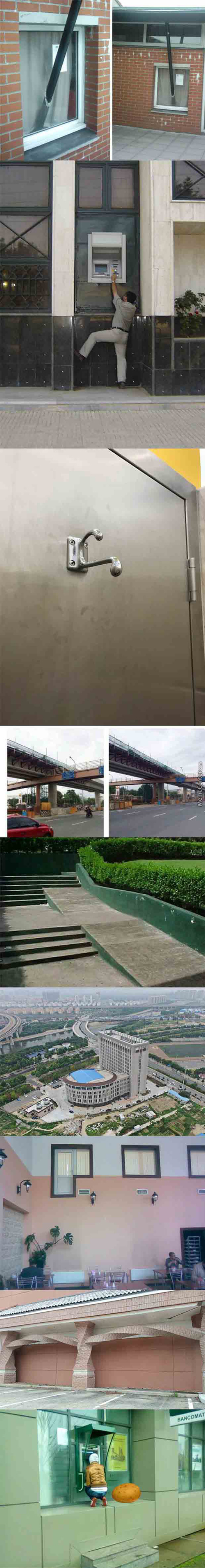 Funny Architectural Mishaps #2
