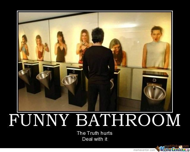 Bathroom Funny funny bathroomskull - meme center