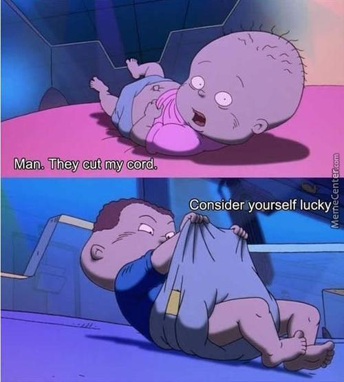 Funny Circumcision Joke From Rugrats The Movie