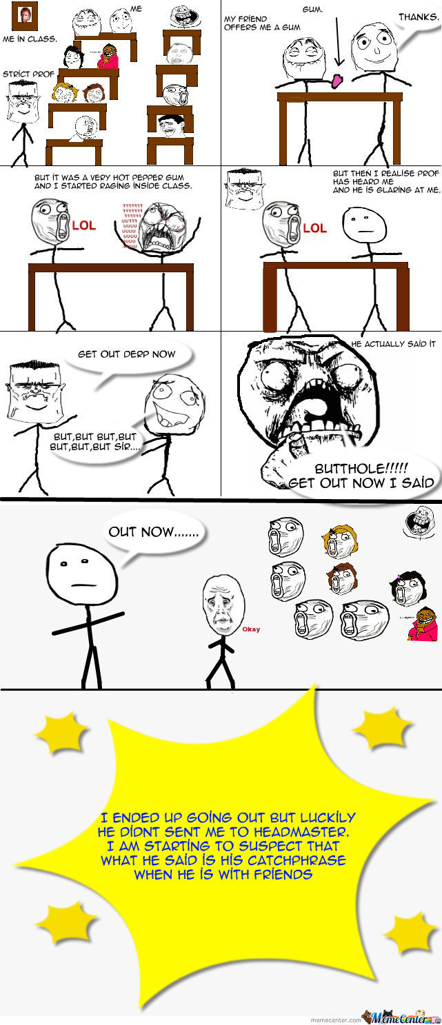 Funny Class Story