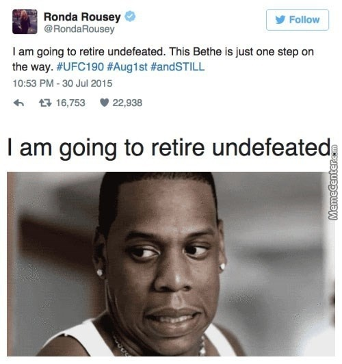 funny how things change so much in a few months_o_6187147 ronda rousey memes best collection of funny ronda rousey pictures