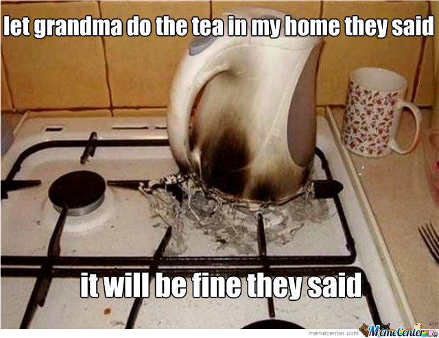 Funny Moment Meme : Funny moment with your grandmother by m h m meme center