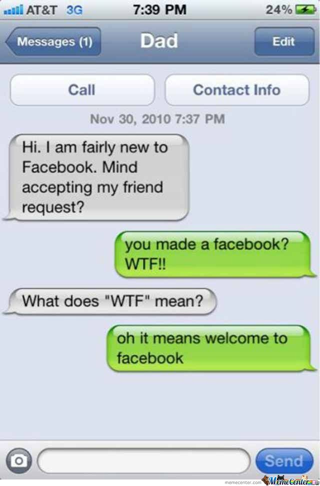 Funny Meme For Texting : Funny text msg by legend meme center
