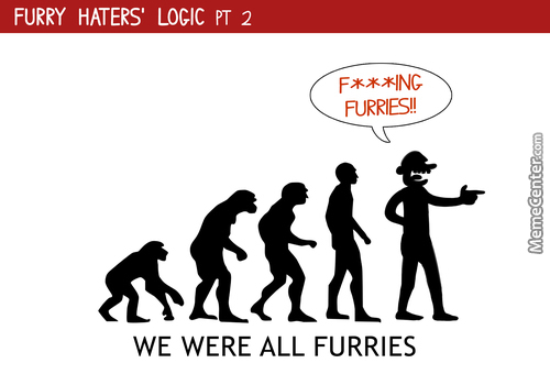 Furry Haters' Logic Pt 2