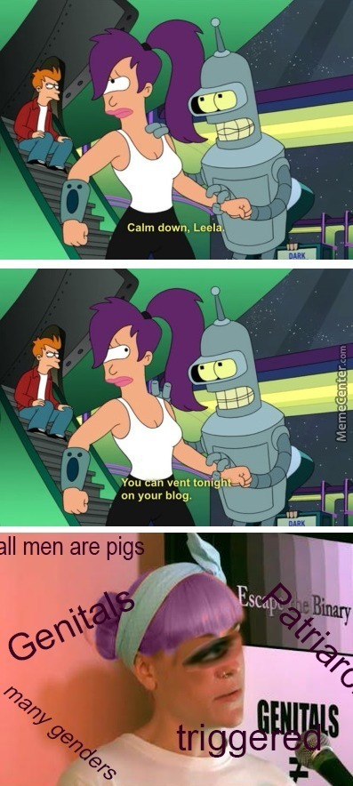 Futurama Made A Tumblr Jokes Before The Site Even Existed
