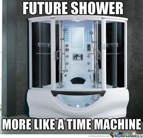 Future Shower