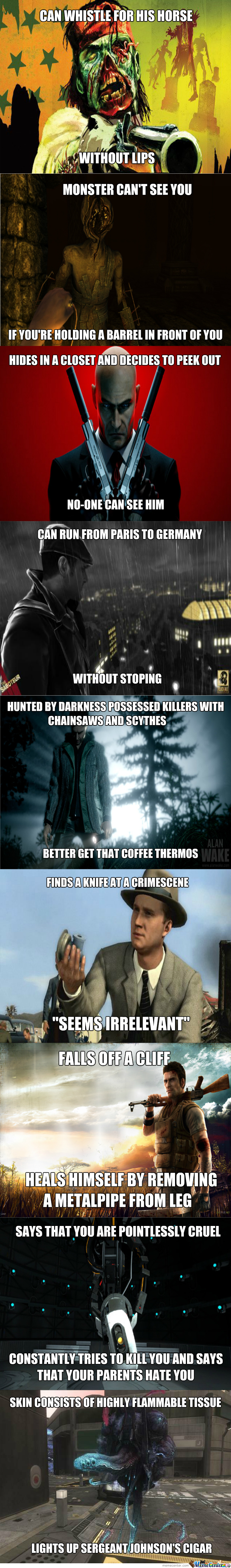 Game Logic Compilation 2#