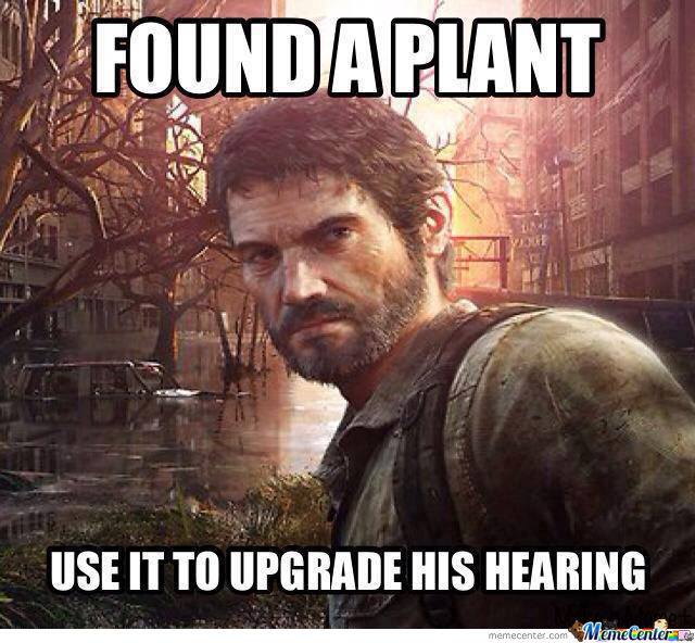 Game Logic The Last Of Us by vitor1993 - Meme Center
