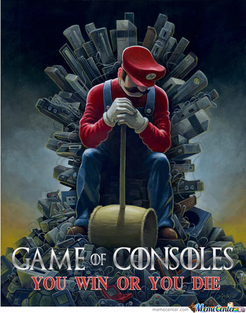 Game Of Consoles
