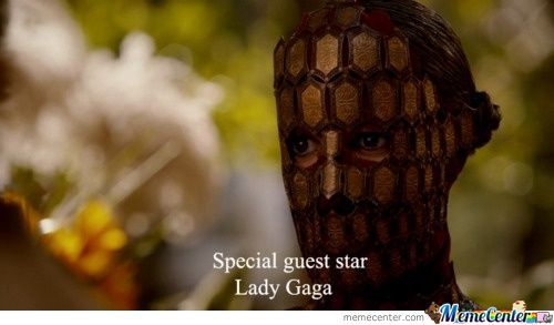 Game Of Thrones - Special Guest Star!!