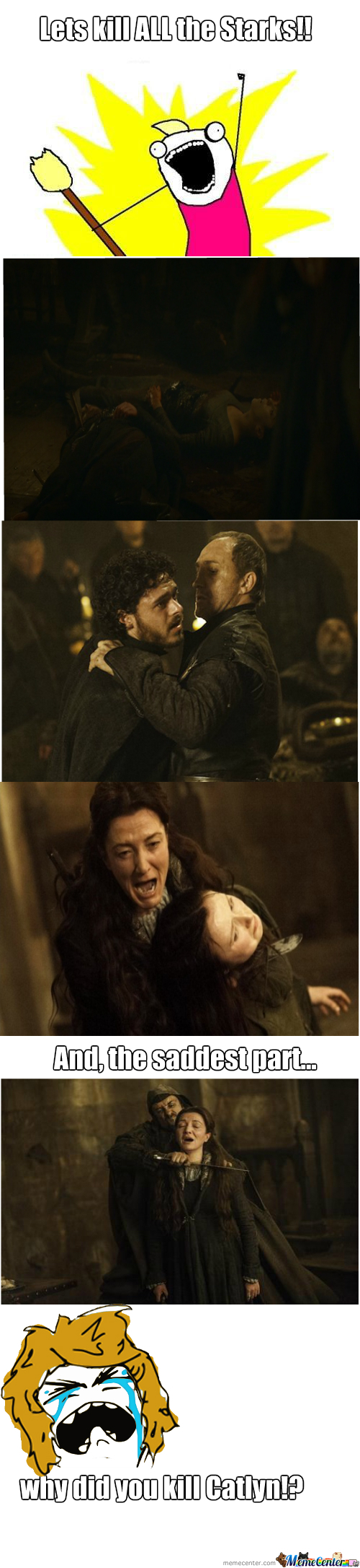 """Game Of Thrones """"red Wedding"""""""