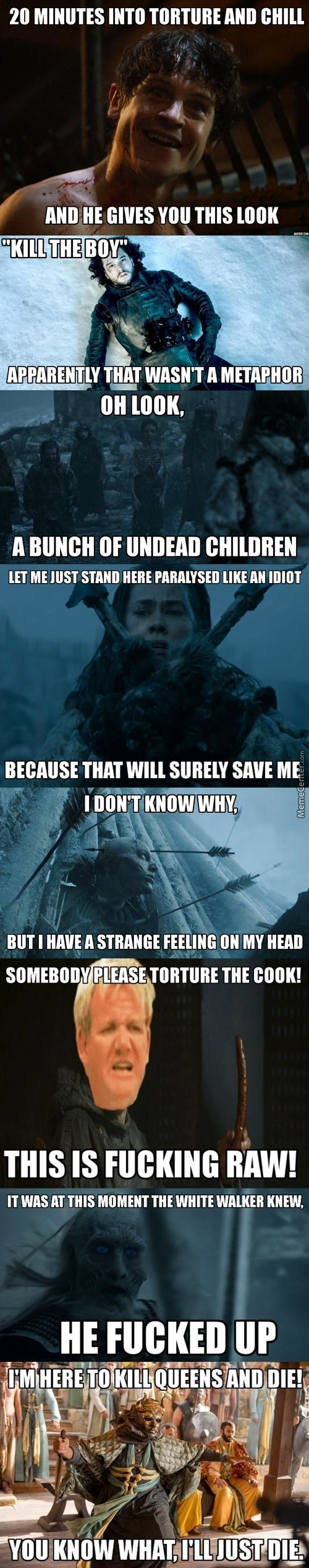 Game Of Thrones, One Of The Best Shows In Existence