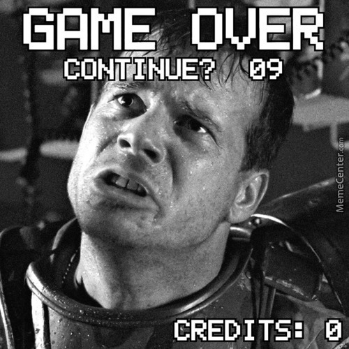 Game Over, Man - RIP Bill Paxton