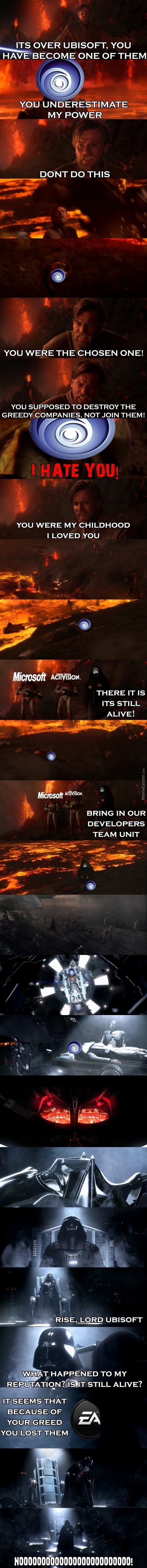 Game Wars: Revenge Of The Publishers
