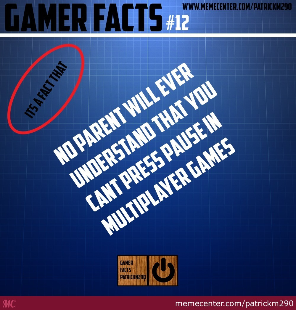 Gamer Facts #12