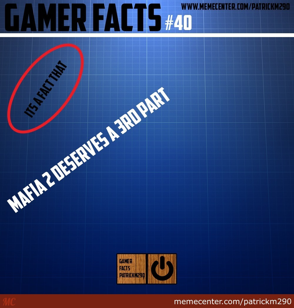 Gamer Facts #40