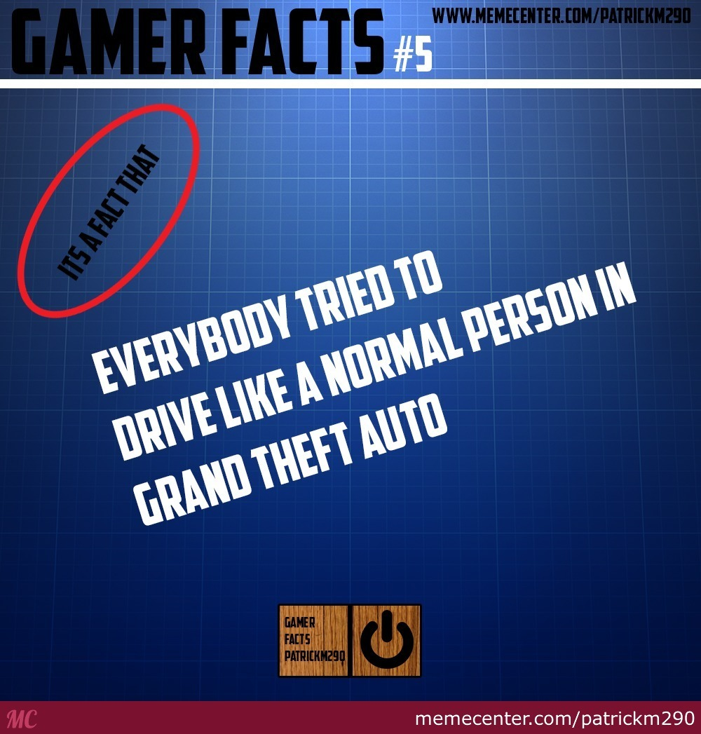 Gamer Facts #5