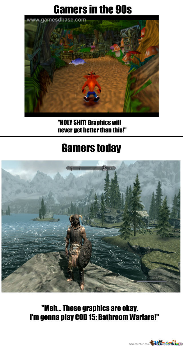 Gamers & Graphics