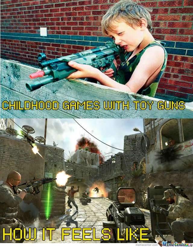 Gamers In Real Life