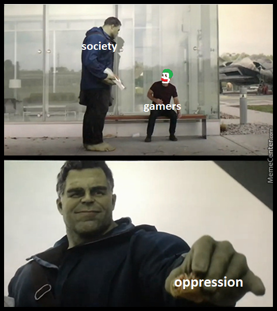 Gamers Rise Up